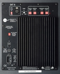 SAT 8 Back Panel Electronics